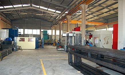 ITALMECCANICA – Lavorazioni meccaniche medio grandi – lavorazione stampi